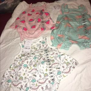 3 Month Bundle New with Tags